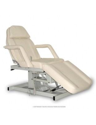 KOMFORT - Fotel kosmetyczny BEŻOWY