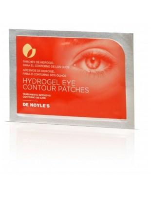 De Noyle's PŁATKI POD OCZY - Hydrogel Eye Contour Patches