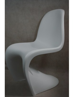 Krzesło Balance PP białe Outlet