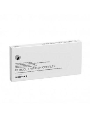 AMPUŁKI z retinolem. De Noyle's Retinol + Vitamin complex 10x2ml