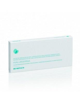 AMPUŁKI kwas hialuronowy. De Noyle's HIALURAMINA 10x2ml