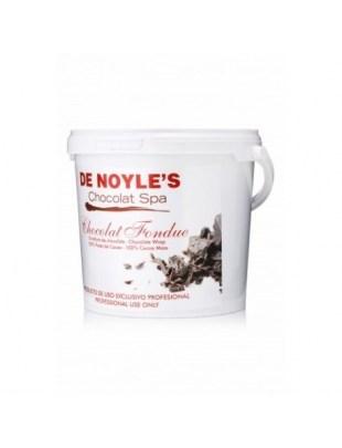 MASKA czekoladowa De Noyle's - CHOCOLAT FONDUE 1200g