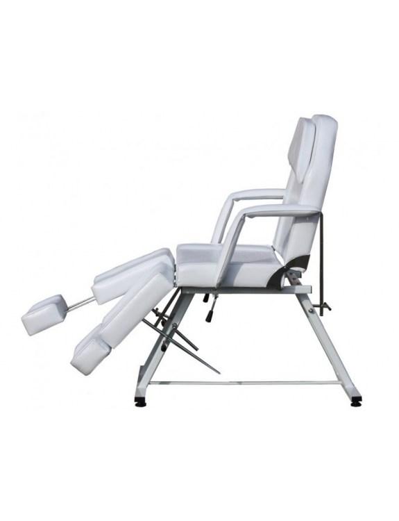 Fotel kosmetyczny 1406 (biały)