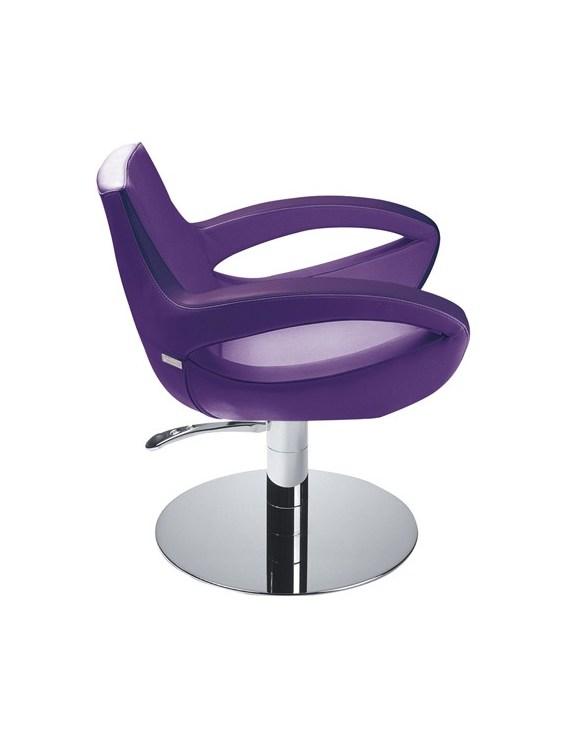 Fotel fryzjerski SIDERO
