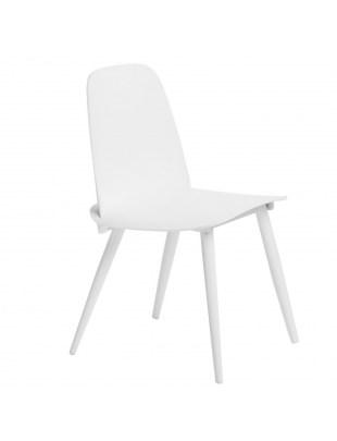 Krzesło Rosse białe