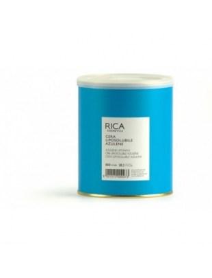 Rica - azulenowy WOSK do depilacji w puszce 400ml, miękki