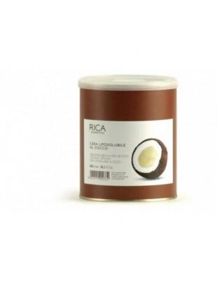 Rica - kokosowy WOSK do depilacji w puszce - 800ml, miękki