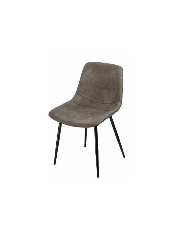 Krzesło Vigo brązowe 1024 Outlet