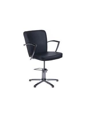 Fotel fryzjerski LIVIO czarny BH-8173