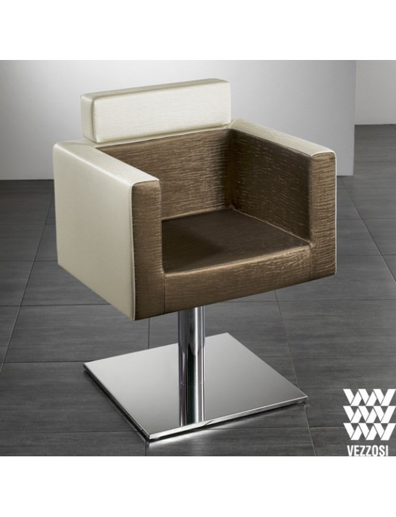 Fotel fryzjerski RUBIK