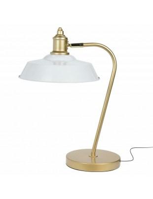 Lampka stojąca TimesOld Intesi biała