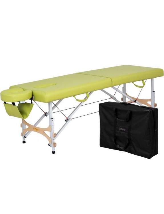 Premium Fortis ALU - Stół do masażu składany wzmacniany
