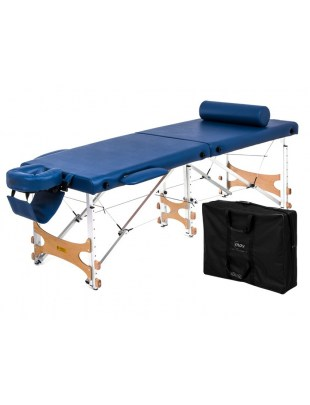 Pro Master ALU Ultra - Stół wzmacniany składany do rehabilitacji