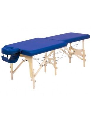 Premium SE - Stół składany do terapii manualnej drewniany