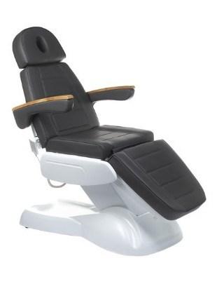 Fotel kosmetyczny elektryczny LUX BW-273B Szary