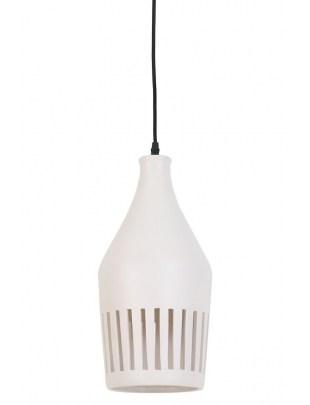 Lampa wisząca Twinkle ceramiczna biała
