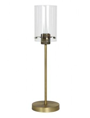 Lampa stołowa Vancouver brąz