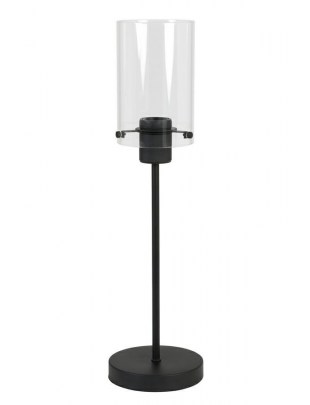 Lampa stołowa Vancouver matowa czerń