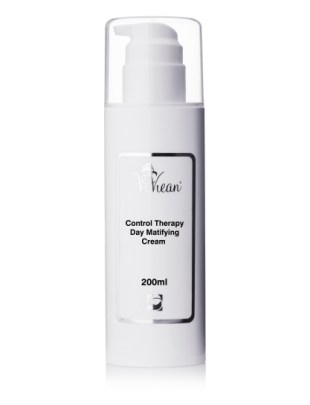 Viviean Control Therapy Day Matifying Cream SPF 8 200ml