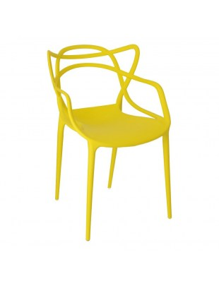 Krzesło Lexi żółte insp. Master chair