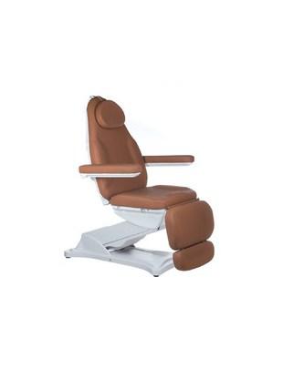 Elektr fotel kosmetyczny MODENA BD-8194 Brązowy