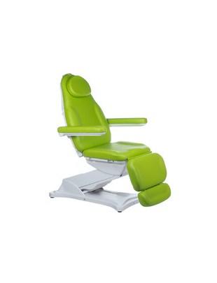 Elektr fotel kosmetyczny MODENA BD-8194 Zielony