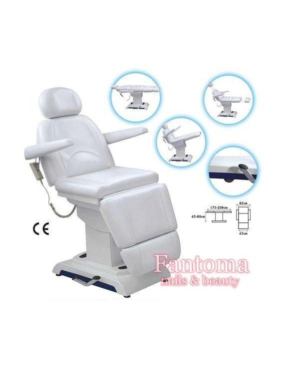 Fotel Kosmetyczny ATENA -4 silniki