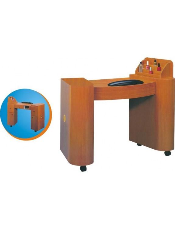 Stolik-biurko do manicure BROWN