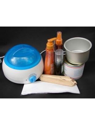 Podgrzewacz wosku w puszkach 450ml - zestaw