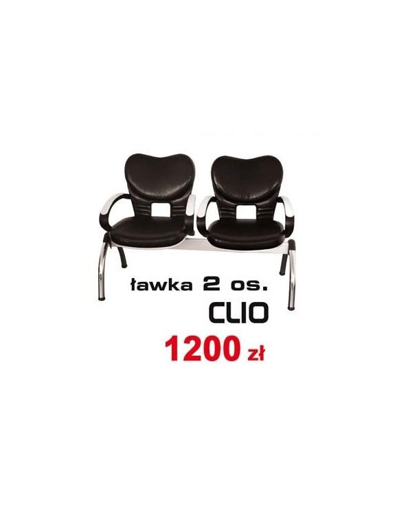 Clio - ławka dwuosobowa (48h)
