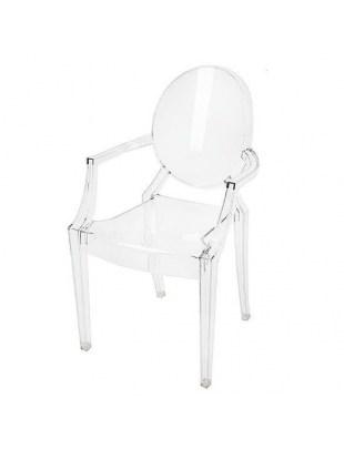 Krzesło Royal transp.Outlet