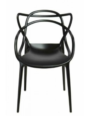Krzesło Lexi czarne insp. Master chair O utlet