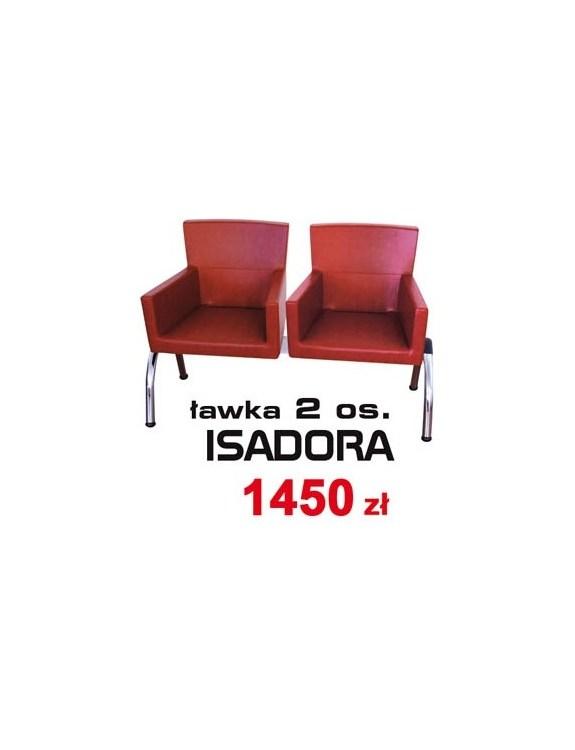 Isadora - ławka dwuosobowa
