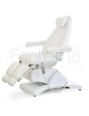 Fotel kosmetyczny JULIET - 4 silniki - elektryczny