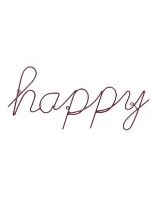 Wieszak ścienny Happy