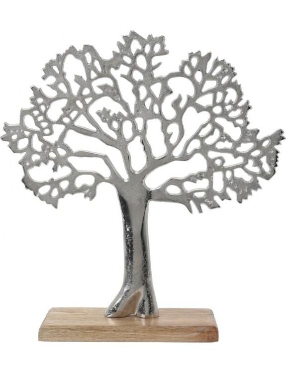 Dekoracja Drzewo Gondor srebrne M