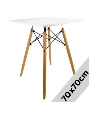Stolik STELLA BIANCO 70x70