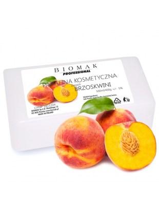 Parafina kosmetyczna / zapach brzoskwiniowy