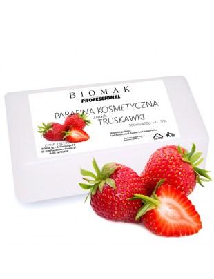 Parafina kosmetyczna / zapach truskawkowy