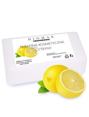Parafina kosmetyczna / zap. Cytryny