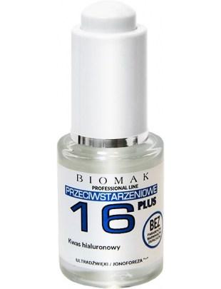 Preparat PLUS nr 16 - czysty kwas hialuronowy