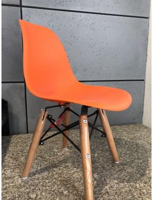Krzesło BAMBINO ORANGE DZIECIĘCE