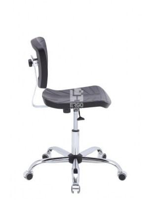 PLASTPUR krzesło GEMINI Standard ChL Black