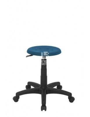 ERGOWORK taboret POLO Standard BL Blue