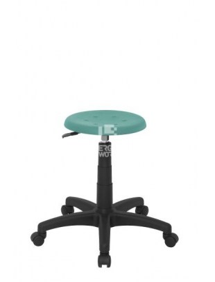 ERGOWORK taboret POLO Standard BL Green