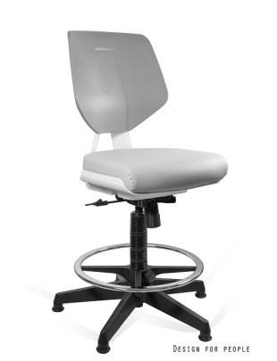KADEN - krzesło specjalistyczne GREY/GREY