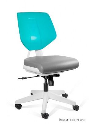 KADEN LOW - krzesło specjalistyczne GREY/GREEN