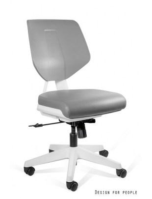 KADEN LOW - krzesło specjalistyczne GREY/GREY