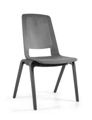 FILA - krzesło - CHARCOAL