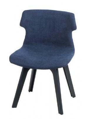 Krzesło Techno STD Tap niebieskie 1817 Outlet